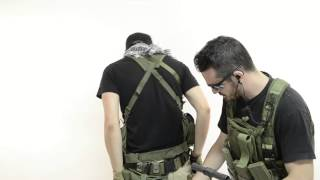 [Recensione] ICS CXP 16 Sportline - SOG Softair ITALIA