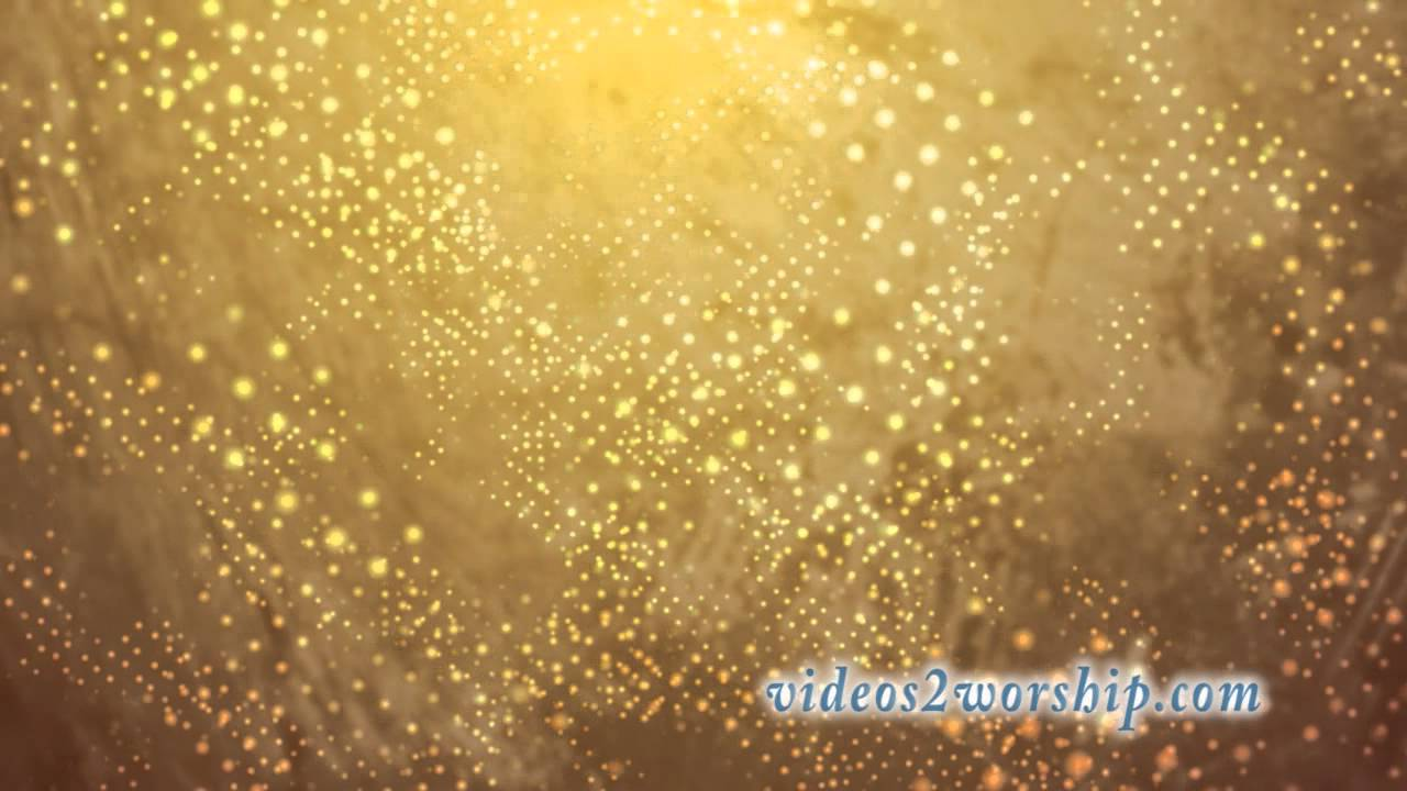 Contemporary Fall Abstract Worship Background - YouTube