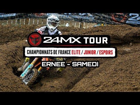 24MX Tour - Ernée : Résumé samedi