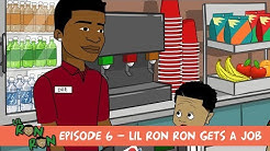 Lil Ron Ron Gets A Job 🤑💵💳