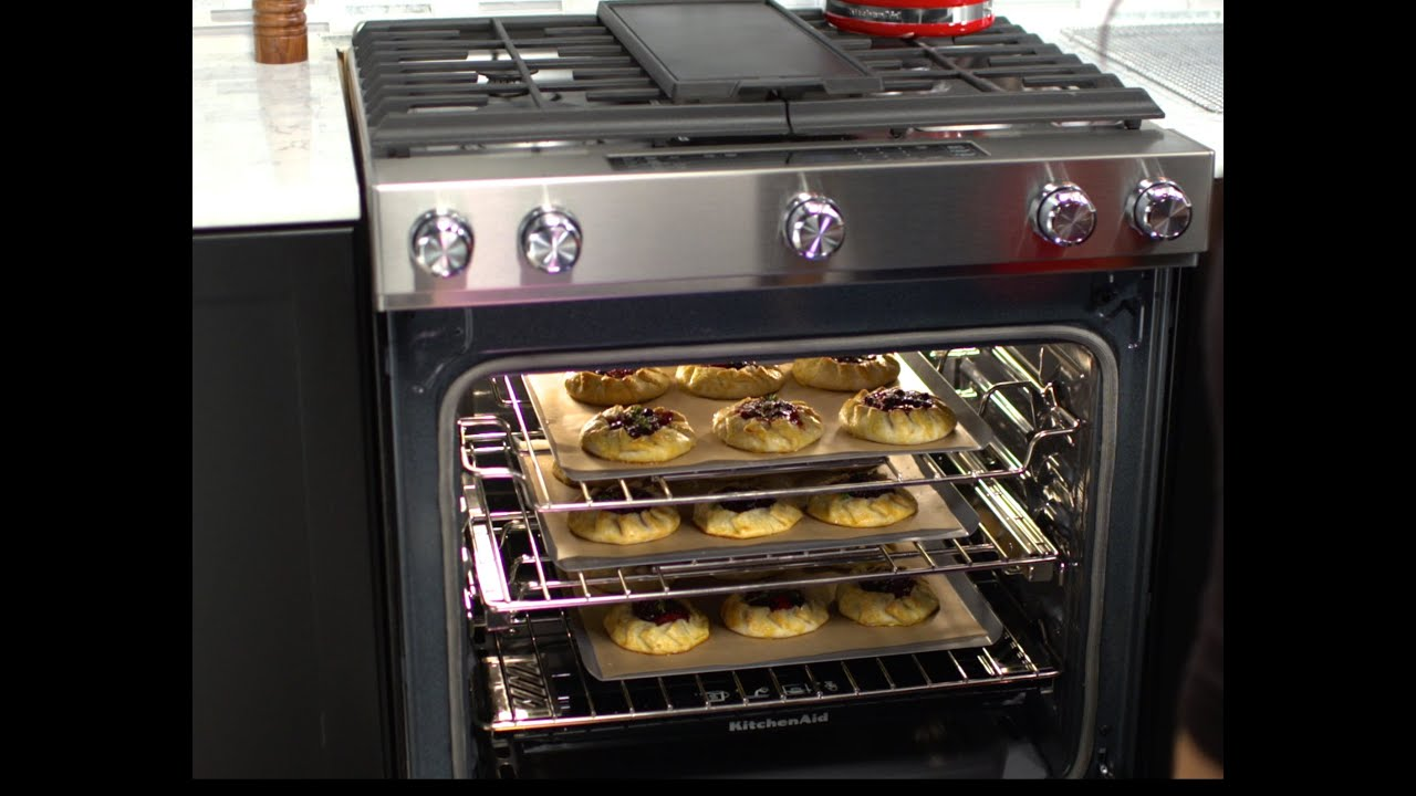 Superb KitchenAid® Slide In Ranges   YouTube Good Ideas