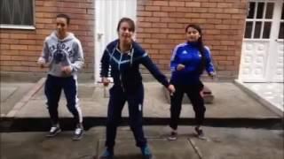 Jheraldin Borda Nataly Sanchez Lizeth Monsalve FT Disciplinar