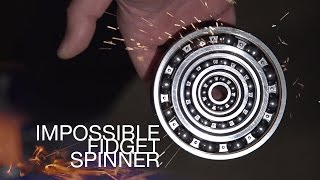 GYROSCOPIC FIDGET SPINNER VACUUM