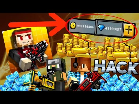 Pixel Gun 3D: How To Get Unlimited Coins And Gems Hack - Glitch No Jailbreak/No Root/No Download/