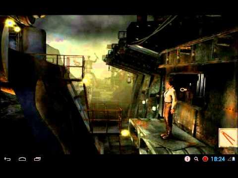 Syberia 2 игра на Андроид