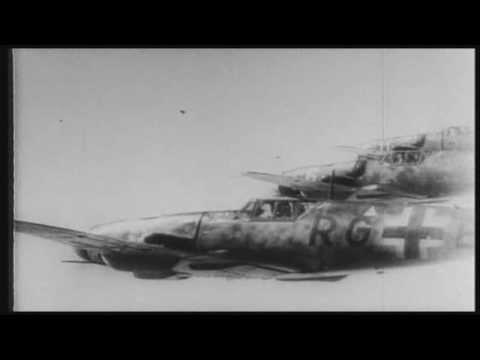 WWII Aerial Combat And GunCamera Footage