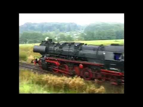 German Steam in Saxon Switzerland [Sächsische Schweiz]