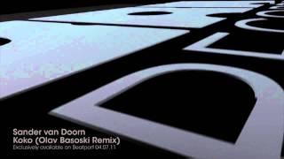 Sander van Doorn - Koko (Olav Basoski Remix)
