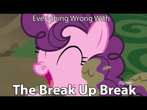 "Everything Wrong With My Little Pony Season 8 ""The Break Up Break Down"" [Parody]"