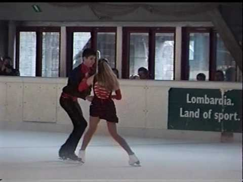 Broadway on Ice - Forum Assago - Marina Gazzola e Daniele Verdi