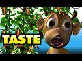 Pupi Nursery Rhyme | Tastes Song | malayalam cartoon songs for children