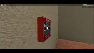 Système d'alarme incendie Roblox