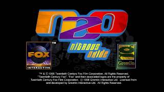 N2O: Nitrous Oxide ... (PS1) 60fps