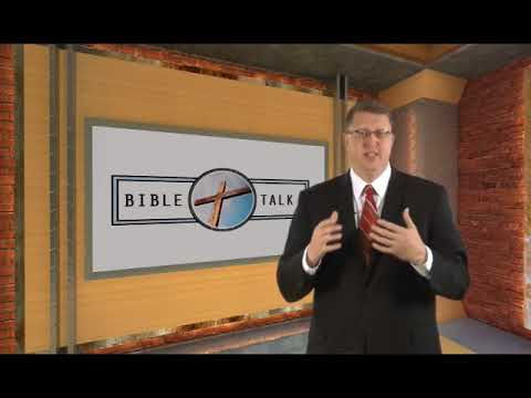 Bible Talk - Episode 449