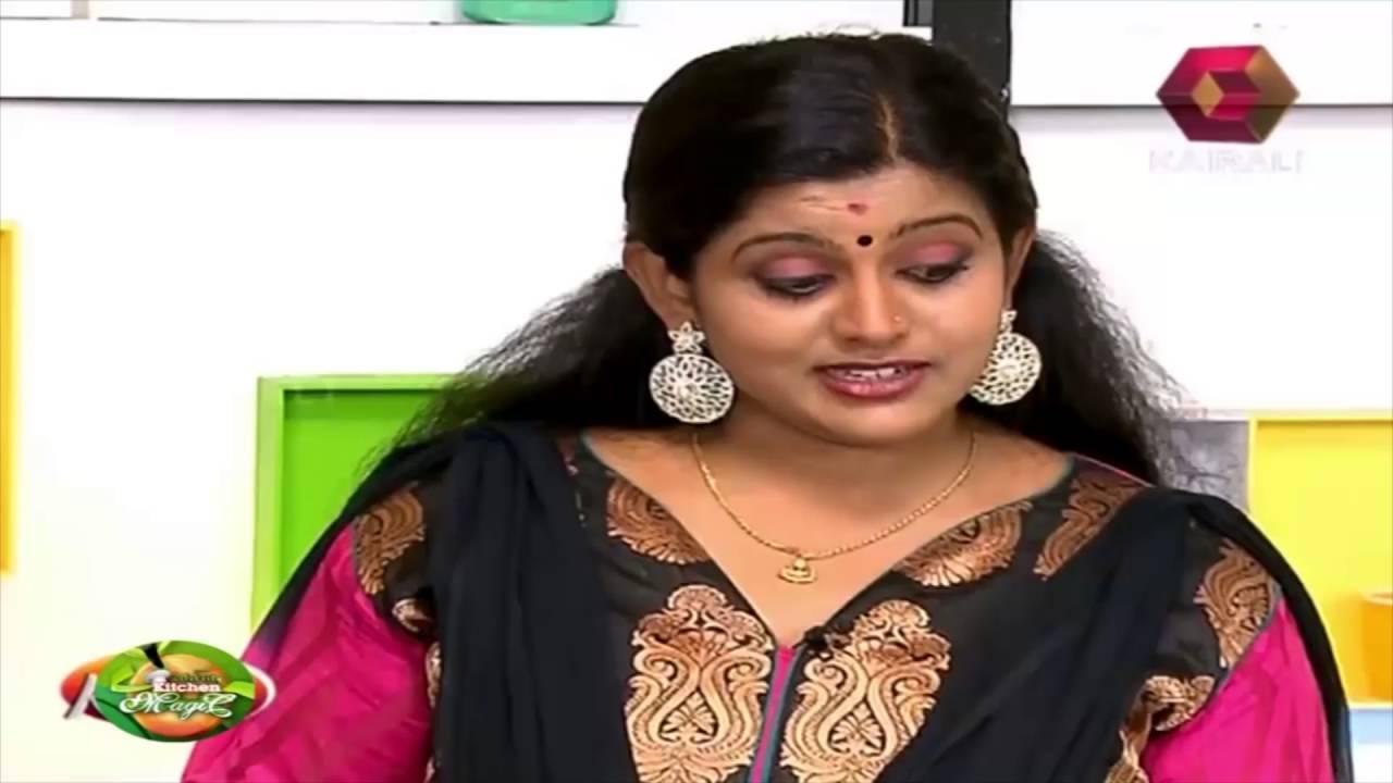 Celebrity Kitchen Magic show-sajitha beti - video dailymotion