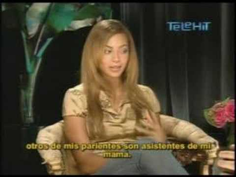 Interview with Beyonce Part 1.  by Claudio Rodriguez