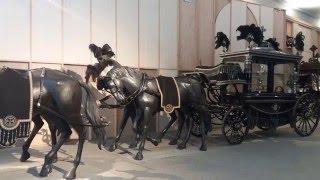 Museo de las carrozas fúnebres de Barcelona