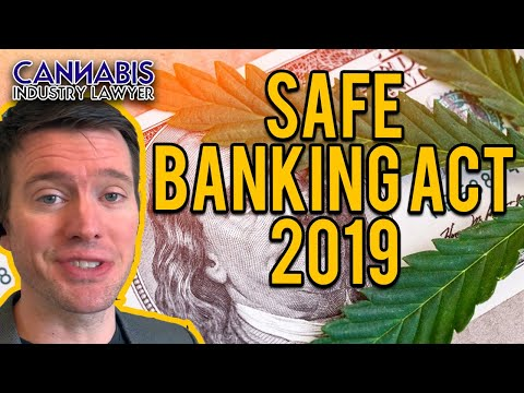 SAFE Banking Act of 2019 - Out of Committee!!