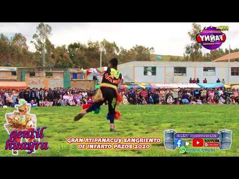 ATIPANACUY PAZOS 2020 TEMPESTAD - REY SULLA - GENTL HUAYRA