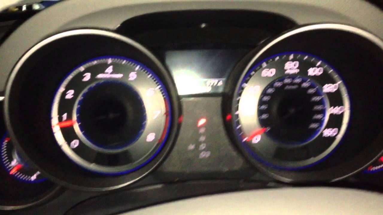 2007 Acura MDX Interior Illumination Problems Dash