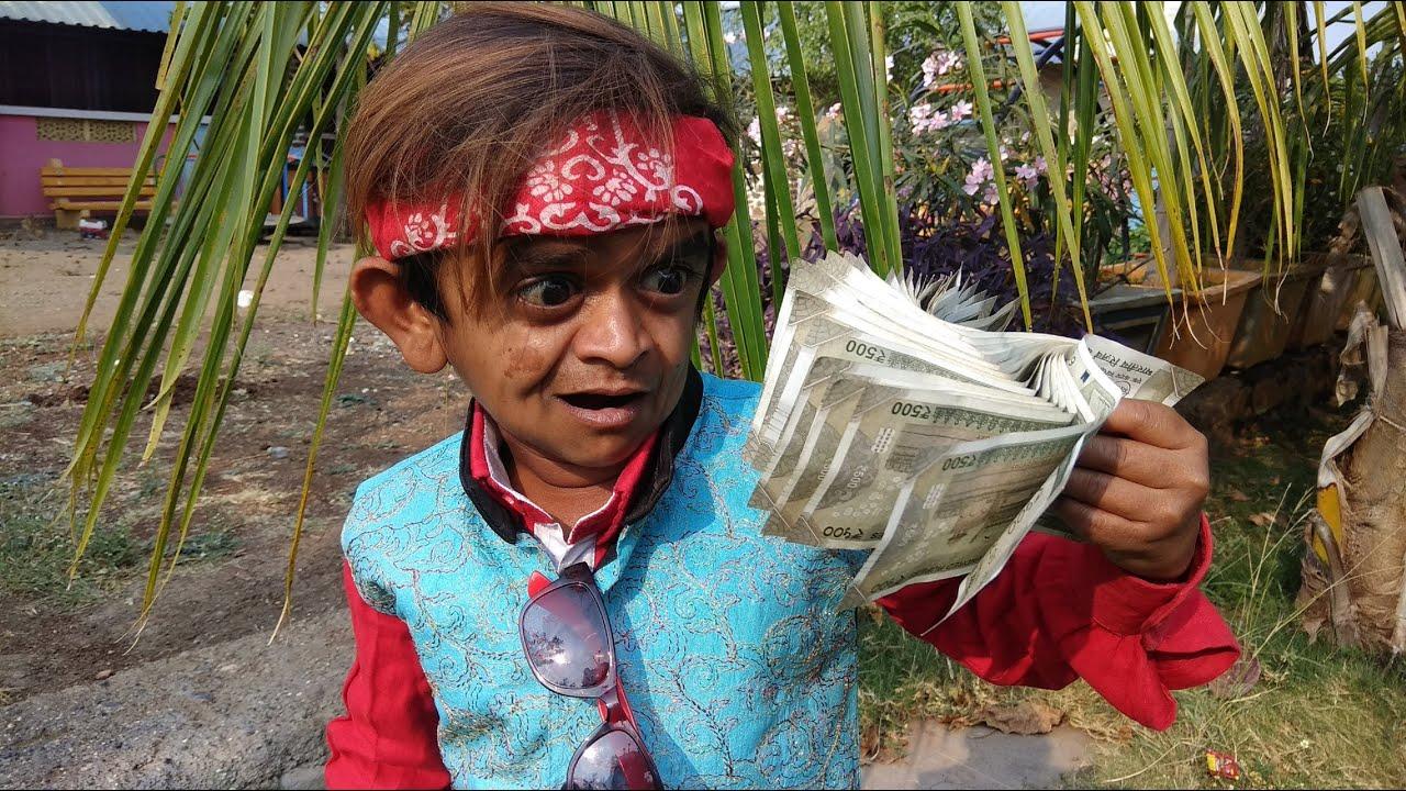 Download छोटू दादा पैसे वाला | CHOTU DADA PAISE WALA| Khandesh Hindi Comedy | CHOTU DADA COMEDY