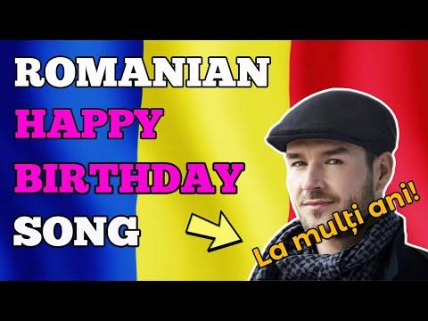 La Mulți Ani: Romanian