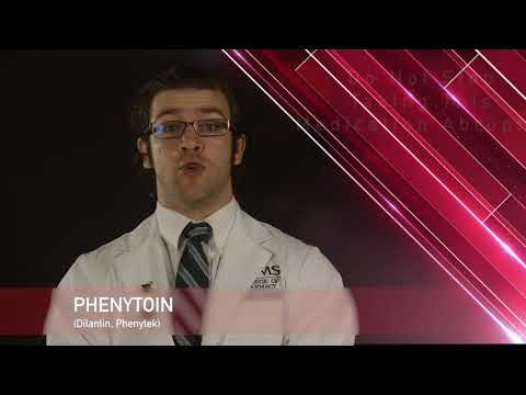 Phenytoin Medication Information (dosing, Side Effects, Patient Counseling)