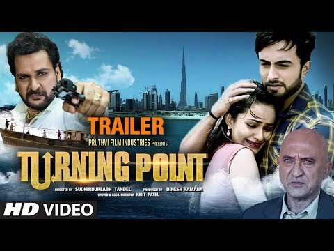 Turning Point Latest Hindi Film Trailer | Sunny Pancholi, Apoorva Arora, Shahbaz Khan