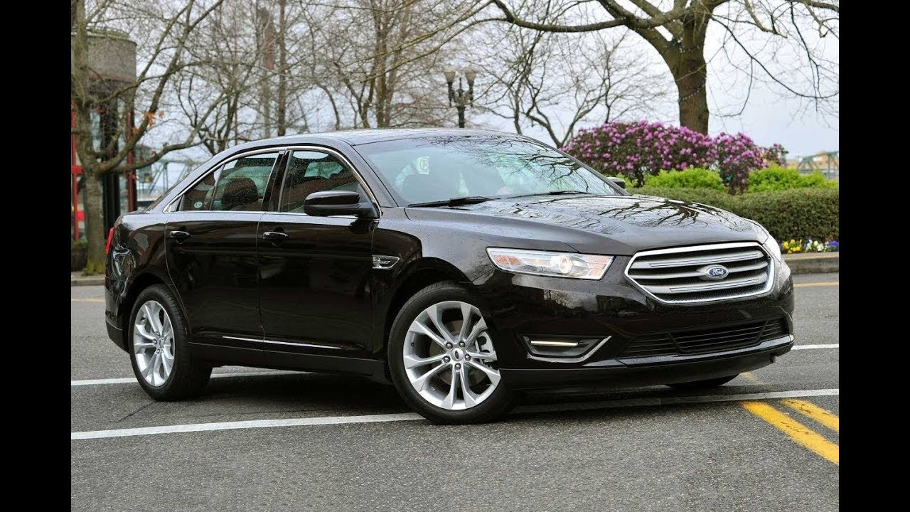 Ford taurus 2018 car review