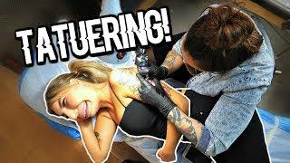 vlogg: Ny tatuering + tattoo TAG!