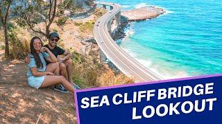 Lookout Sea Cliff Bridge - Dicas de Passeio em Sydney ft. Mari Diwo   Fazer as Malas