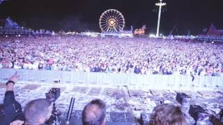 45.000 People Earthquake at AIRBEAT ONE Germany ( Dimitri Vegas & Like Mike Crowd Control )