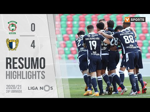 Maritimo Famalicao Goals And Highlights