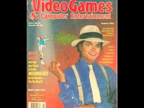 Michael Jackson Smooth Criminal (rare photos)&lyrics