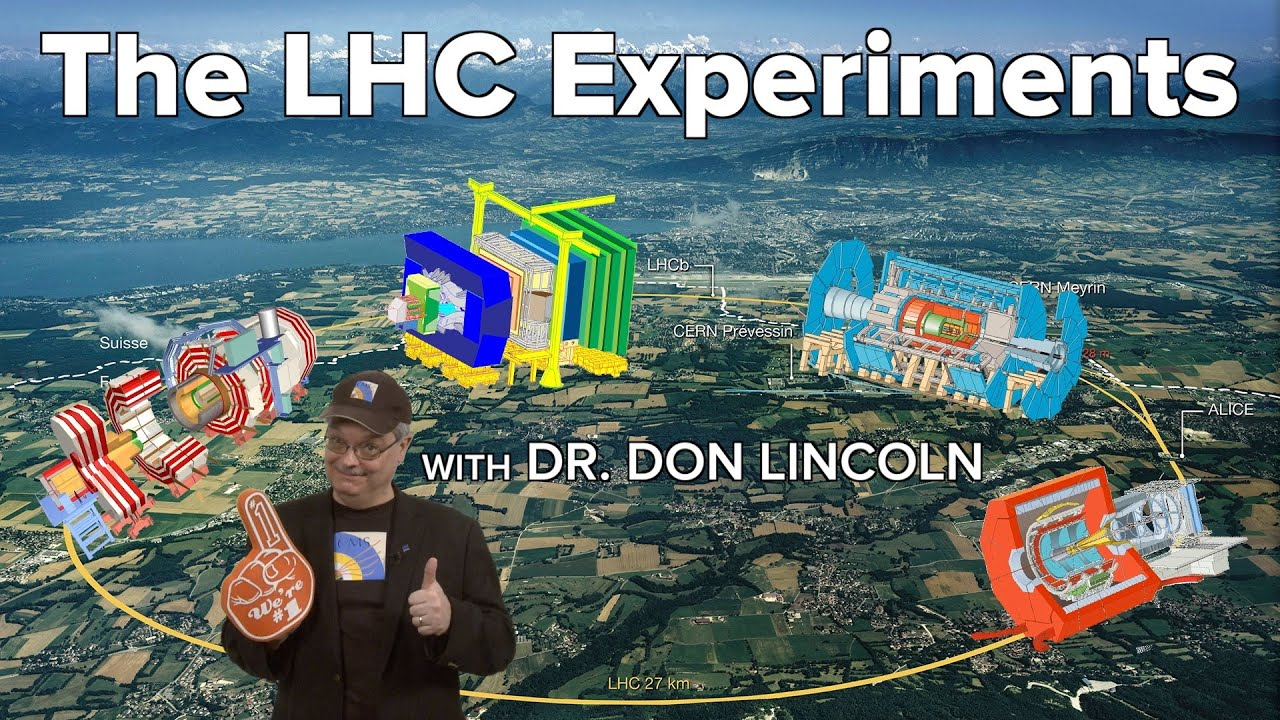 The LHC Experiments - YouTube