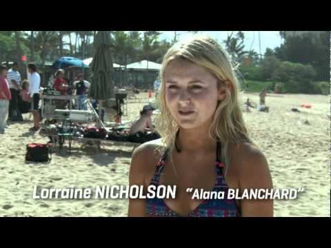 Soul Surfer: Behind The Scenes - Bethany's Story