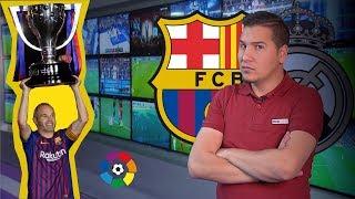 رسمياً .. برشلونة بطلاً للدوري الإسباني ؟!