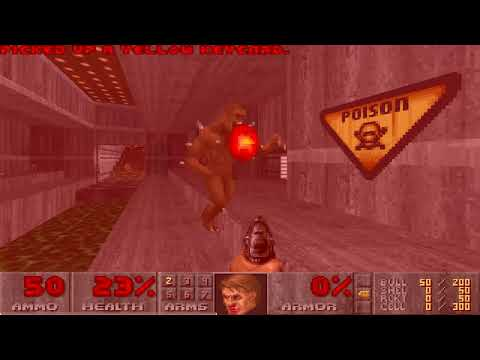 2002 A Doom Odyssey E1M3 Pacifist in 15s by Memfis