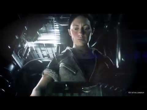 Alien Isolation CGI Trailer