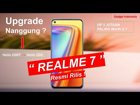 REALME 7 PRO vs REALME 6 PRO Indonesia | Pilih Mana?.