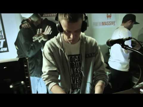 C.A.R.T - MC Black Daniels, DJ Breakfast & Bobby 6 Killa (Live From Christiania Radio)