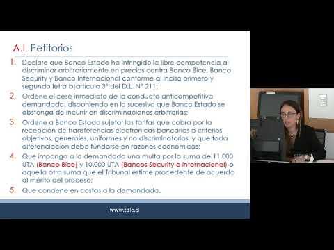 """ROL C-323-17 """"Demanda de Banco Bice contra Banco Estado""""."""