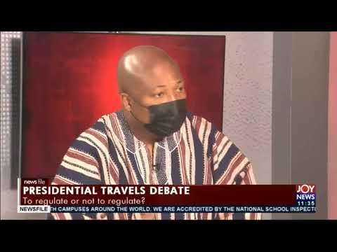 Presidential travels debate: Our top 5 rated presidential jet is not being used - Okudzeto Ablakwa