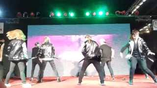 [130427] RB Barbaric & Capslock cover B.A.P. :: Power + Crash + No Mercy @ Hello Korea 2013