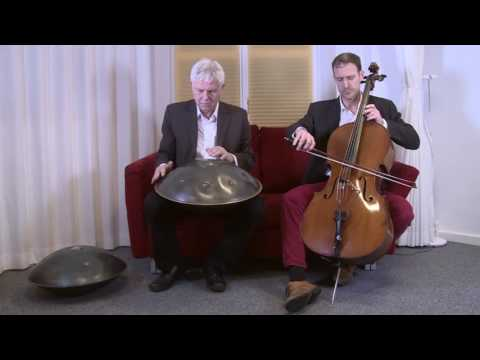 Hang & Cello, Pour Charlie; Manfred Sperling + Nicolas Fahy