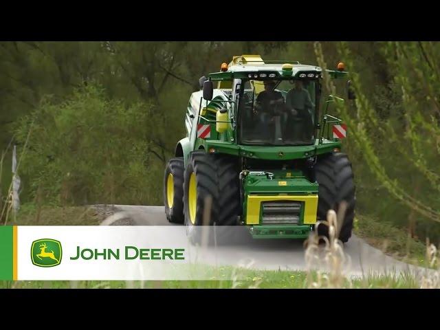 Prima Consegna al Cliente - Trincia John Deere Serie 8000 (Anteprima Episodio 7)