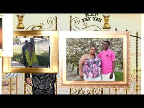 Wanya jones memorial slideshow
