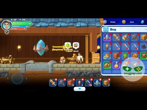 Craft Legend (Soft Launch) (Android IOS APK) - Craft MMO Gameplay