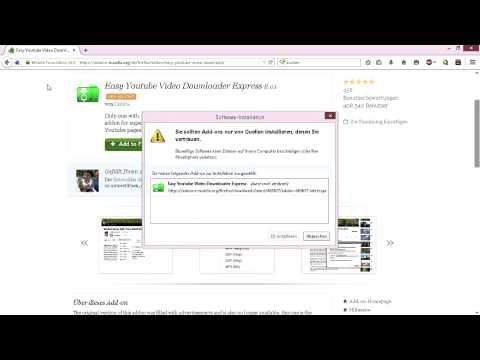 Youtube Videos Downloaden Mit Firefox