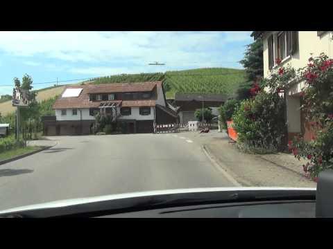 promenade d'une heure dans la campagne allemande
